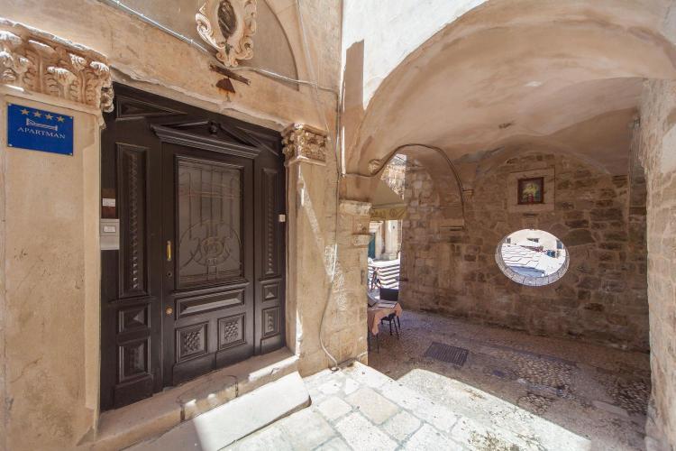 Dinka Ranjine, Old Town, Dubrovnik, Croatia.