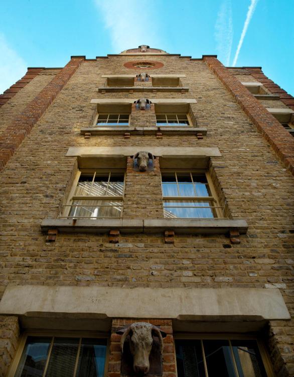 Peters Lane, Cowcross Street, City of London, London, England, United Kingdom, EC1M 6DS.