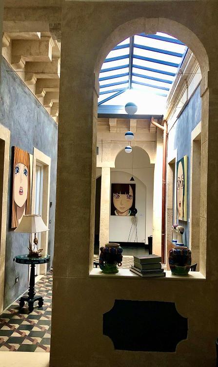 Via Gisira 40, 95125 Catania, Sicily, Italy.
