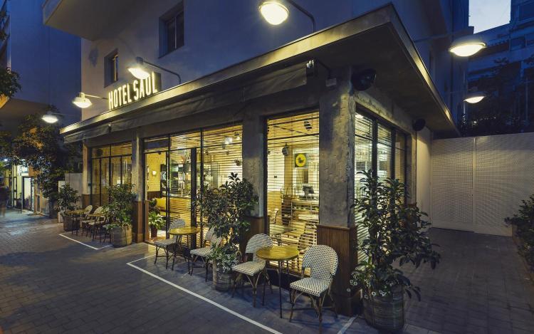 Tchernikhovski St 17, Tel Aviv-Yafo, 6329132, Israel.