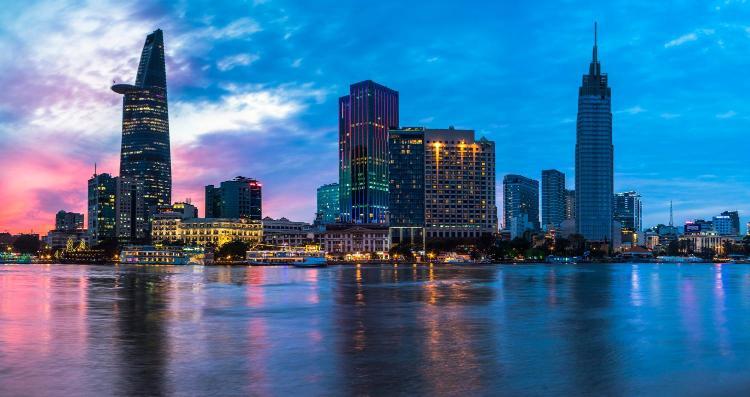 22-36 Nguyen Hue Boulevard, Ho Chi Minh City, Vietnam.