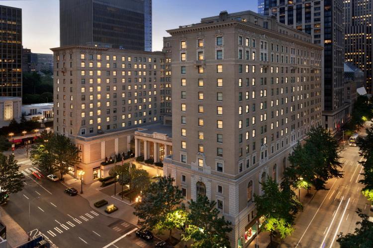 411 University Street, Seattle Central Business District, Seattle, WA 98101, USA.