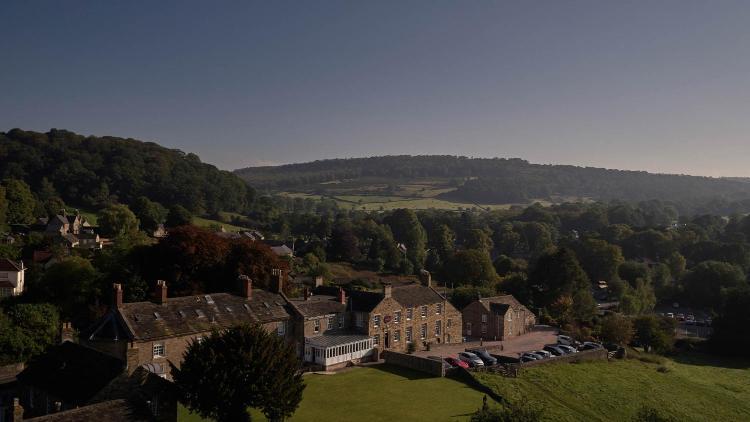 Baslow, Derbyshire, DE45 1SP, England.