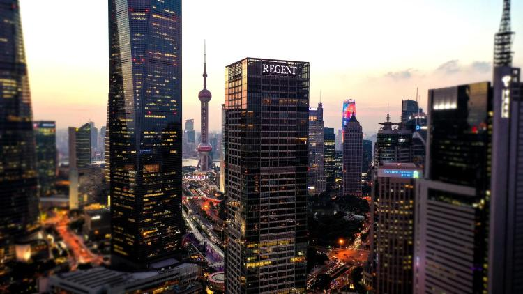 210 Century Avenue, Pudong District, Shanghai 200120, China.