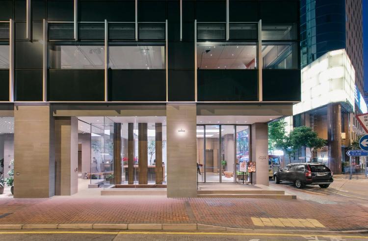 1 Chi Wo Street, Jordan, Hong Kong.