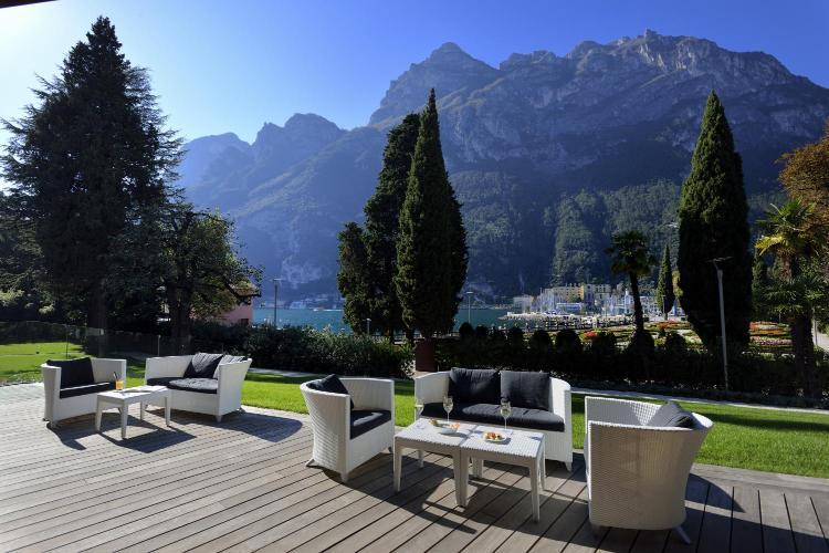 Via Giouse Carducci 10, Riva del Garda, 38066, Italy.