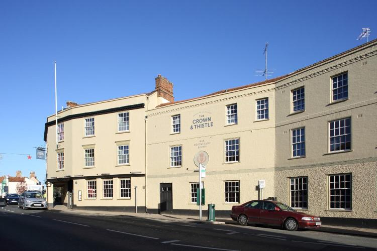 18 Bridge Street, Abingdon, Oxfordshire, OX14 3HS, England.