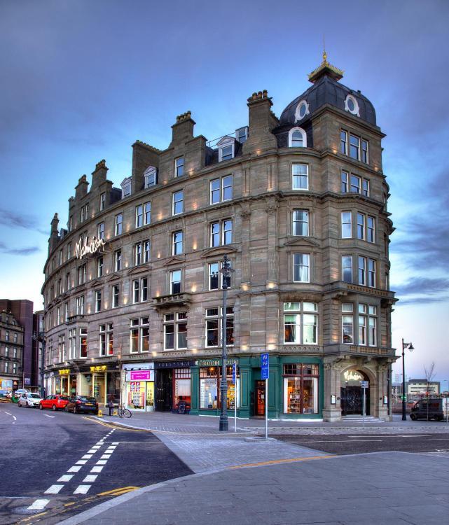 44 Whitehall Crescent, Dundee DD1 4AY, Scotland.
