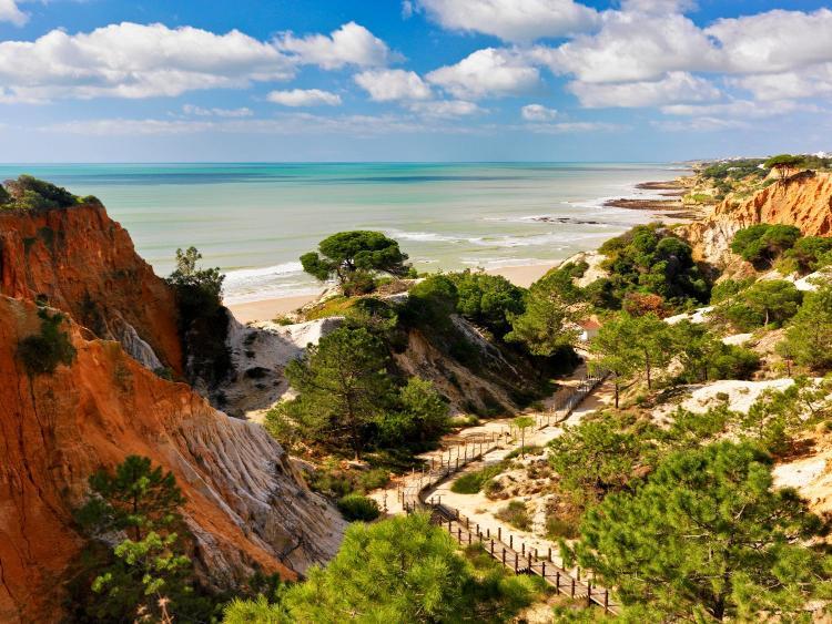Praia de Falésia, PO Box 644, 8200-909 Albufeira, Portugal.