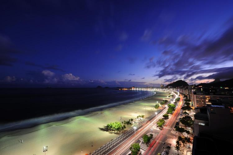 Avenida Atlântica,1500, Rio de Janeiro, 22020-020, Brazil.