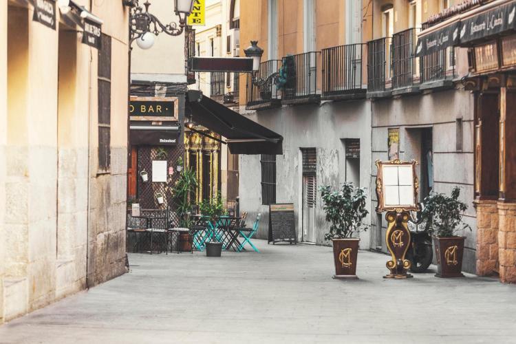 Calle Echegaray 8, 28014 Madrid, Spain.