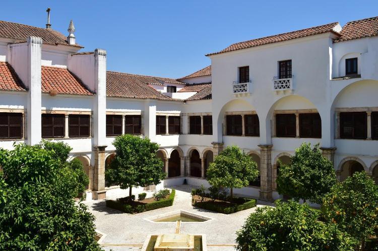 Convento das Chagas, 7160-251 Vila Viçosa, Portugal.