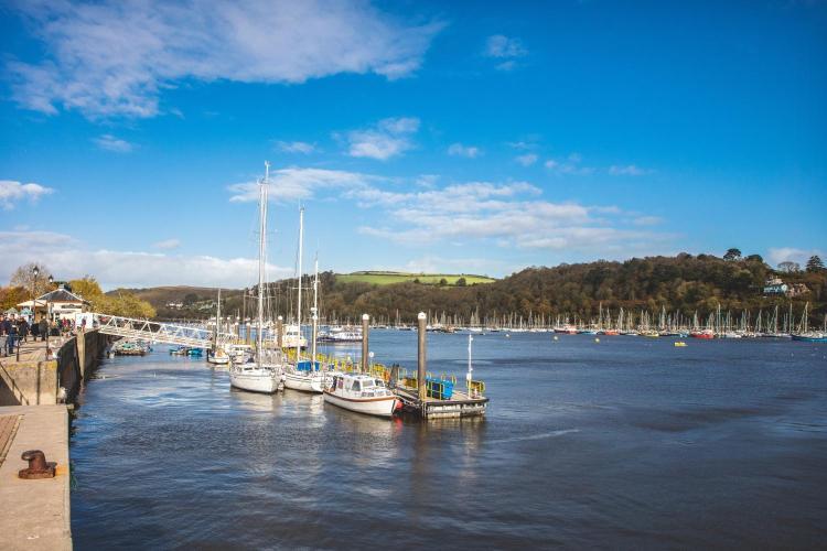 11 The Quay, Dartmouth TQ6 9PS, England.