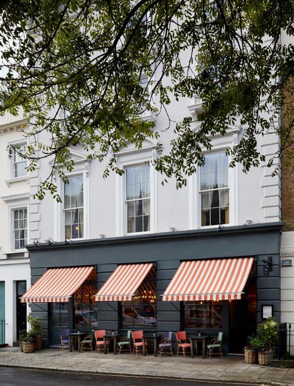 52 Cambridge Street, London SW1V 4QQ, England.