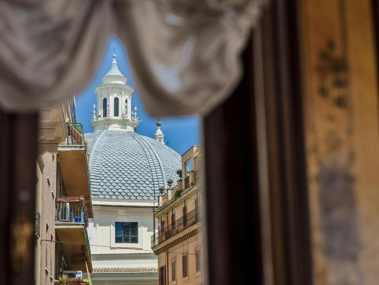Via Della Penna 22, Rome, Italy.