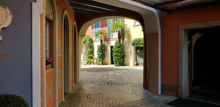 Piazza Umberto I 2, 28221 Cannero Riviera, Verbania, Italy.