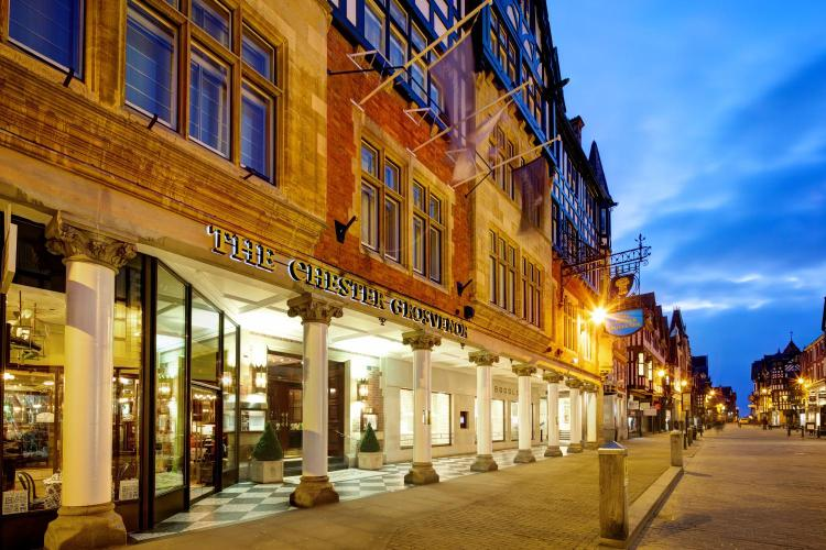 Eastgate, Chester, Cheshire CH1 1LT, England.