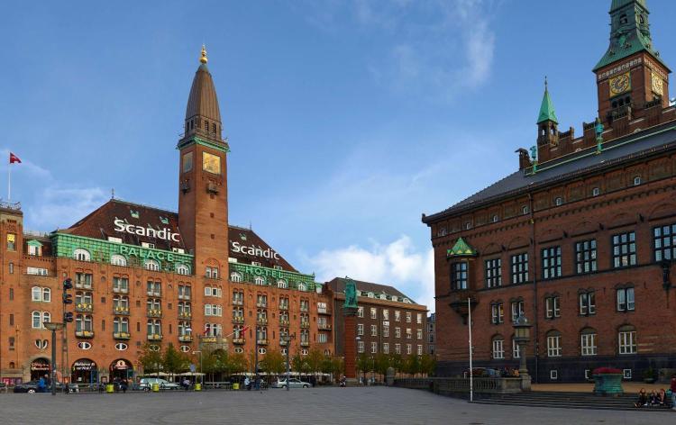 Rådhuspladsen 57, 1550 Copenhagen, Denmark.