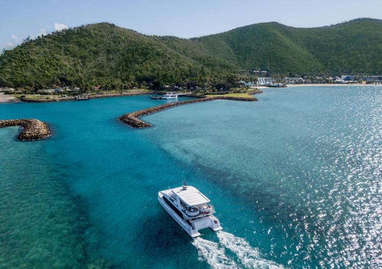 Hayman Island, Whitsunday Islands, Queensland, Australia.