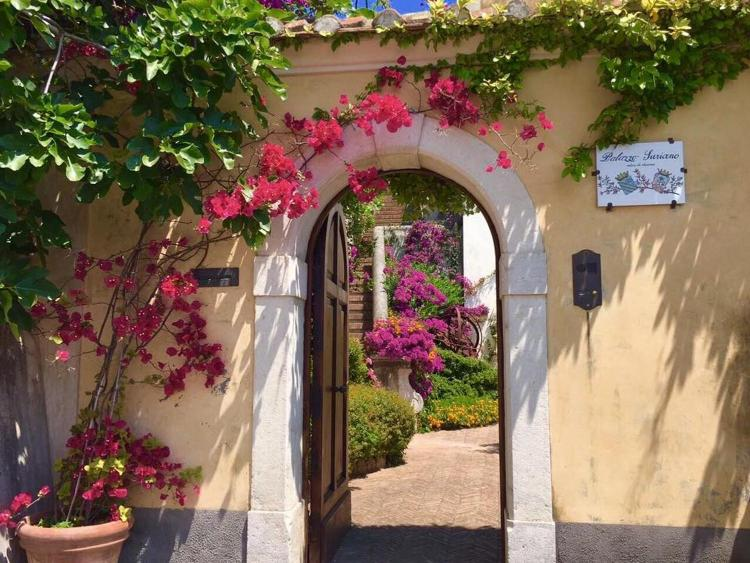 Via Madonna dell'Arco n.30, Vietri sul Mare, Amalfi Coast, Italy.
