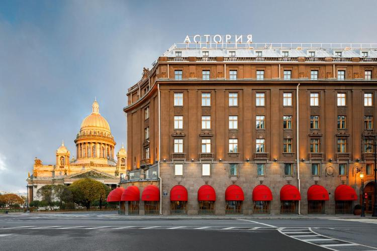 Bolshaya Morskaya Street 39, St Petersburg 190000, Russia.
