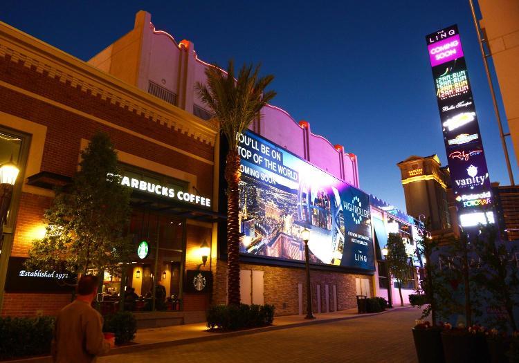 3475 Las Vegas Boulevard South, Las Vegas, Nevada, 89109, United States.