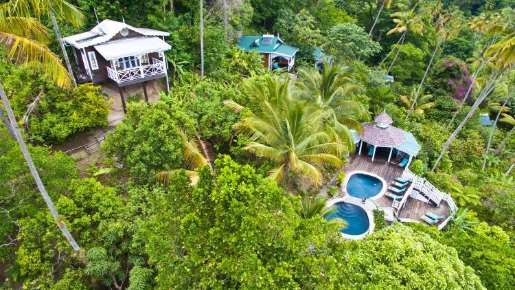 P.O Box 250, Soufrière, Saint Lucia, Caribbean.