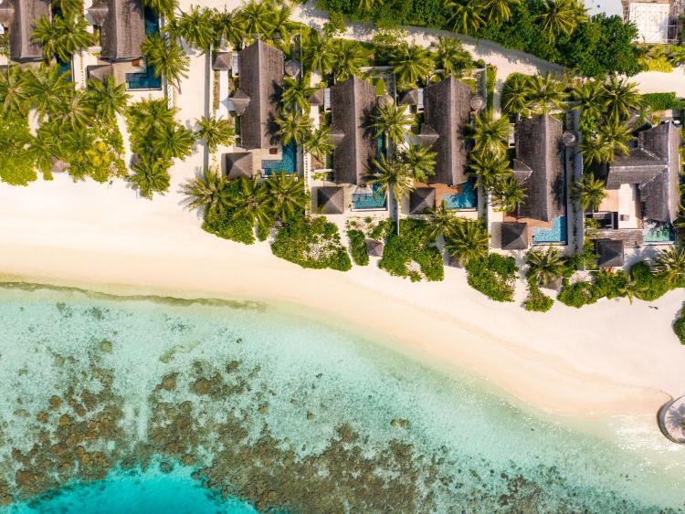 Bolifushi Island, South Male Atoll, Maldives.