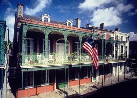 1133 Chartres St, New Orleans, LA 70116, United States.