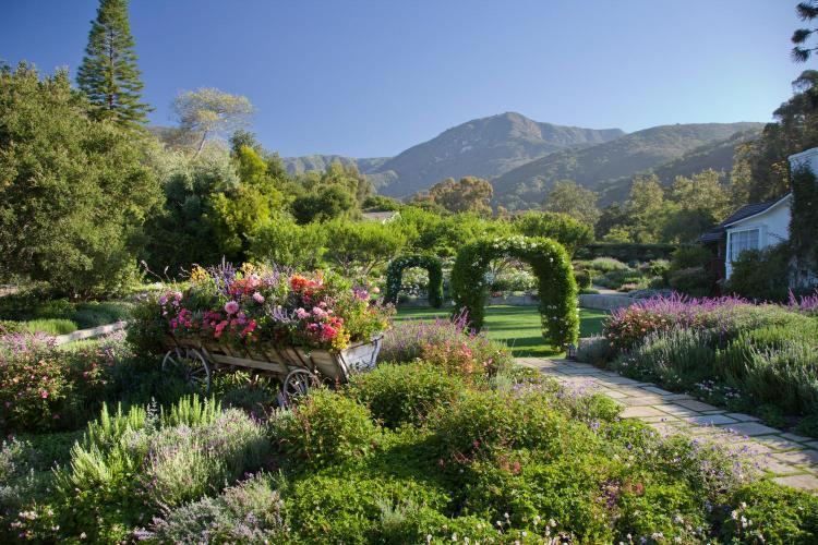 San Ysidro Ranch, 900 San Ysidro Lane, Santa Barbara, California 93108, United States.