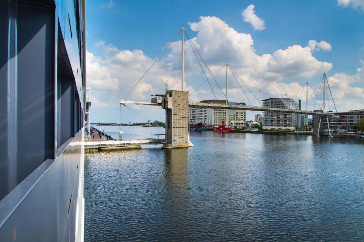 Royal Victoria Dock, London, E16 1XL, England.