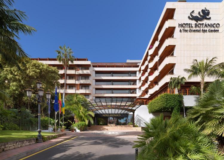 Avenida Richard J Yeoward 1, 38400 Puerto de la Cruz, Tenerife, Spain.