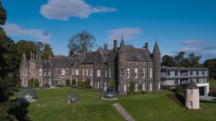Oldmeldrum, Aberdeenshire, AB51 0AE, Scotland.