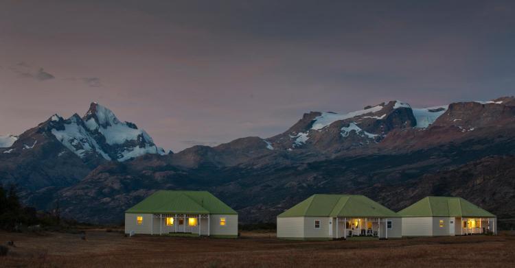 Lago Argentina, Parque Nacional Los Glaciares, Santa Cruz, Argentina.