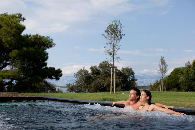 Resort Punta Skala, Petrčane, Zadar, Croatia.