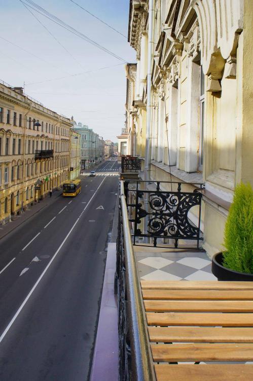 Grazhdanskaya ulitsa 27/30, St Petersburg, Russia.