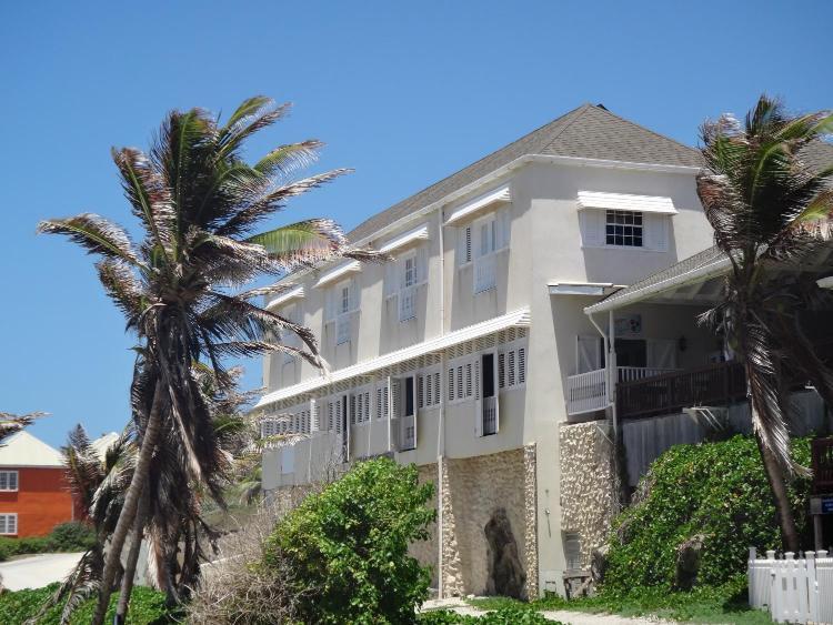Tent Bay, Saint Joseph, Barbados.