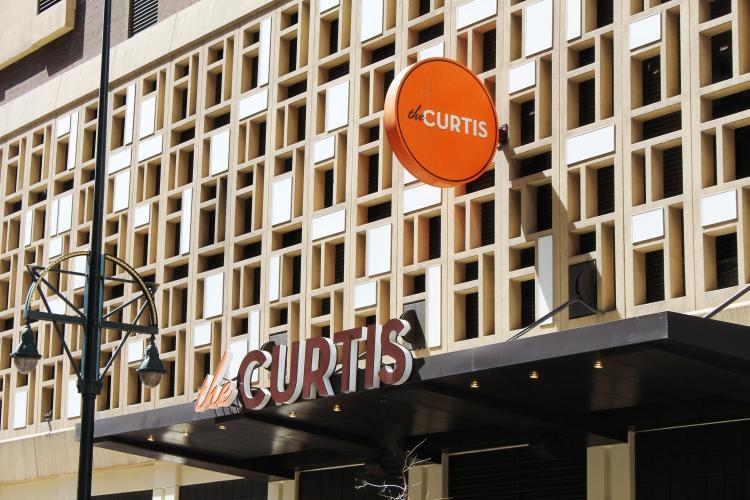1405 Curtis Street, Denver, Colorado 80202, United States.