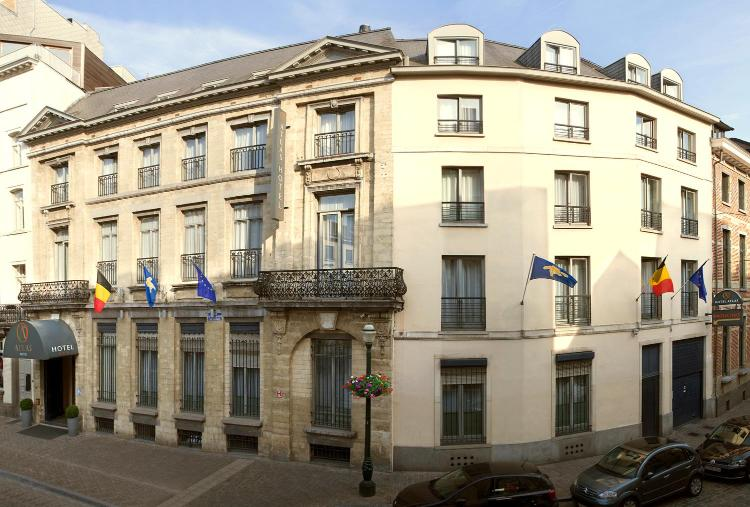 Rue du Vieux Marché aux Grains 30–34, Brussels, Belgium.