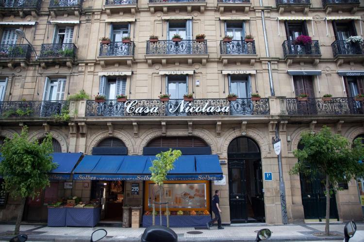 Calle Aldamar 4, San Sebastián, 20003, Spain.