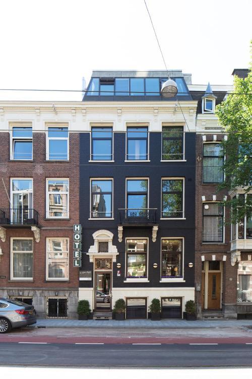 Willemsparkweg 205, 1071 HB Amsterdam, Netherlands.