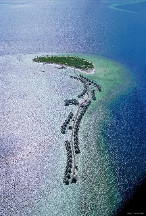 North Ari Atoll, Maldives.