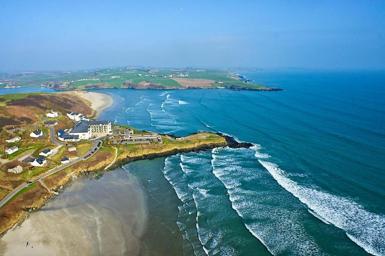 Inchydoney Island, Clonakilty, County Cork, Ireland.