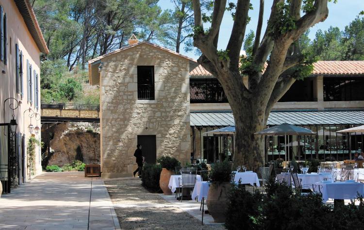 Les Baux-de-Provence 13520, France.