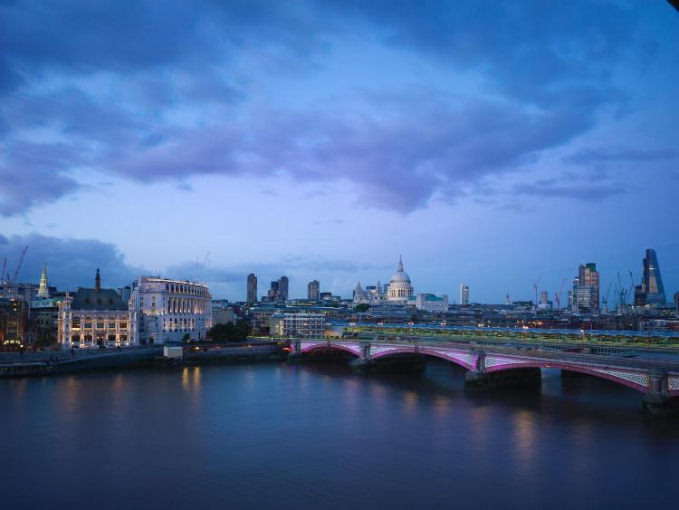 20 Upper Ground, Southwark, London, England, United Kingdom, SE1 9PD.