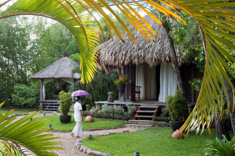 Placencia Village, Stann Creek District, Belize.