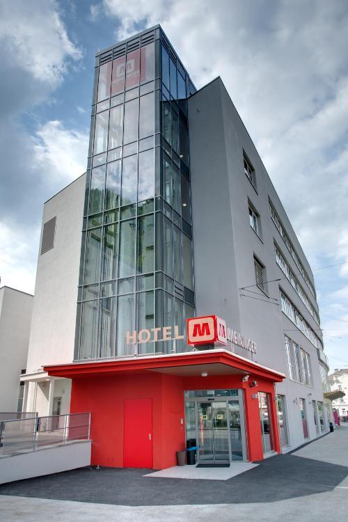 Fürbergstraße 18–20, Salzburg, Austria.