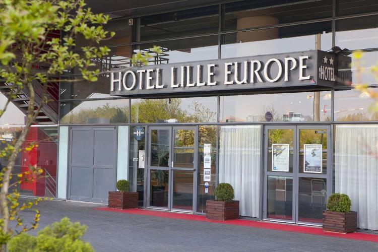 Avenue le Corbusier, 59777 Euralille, France.