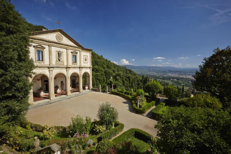 Via Doccia 4, Fiesole (Florence), Italy.