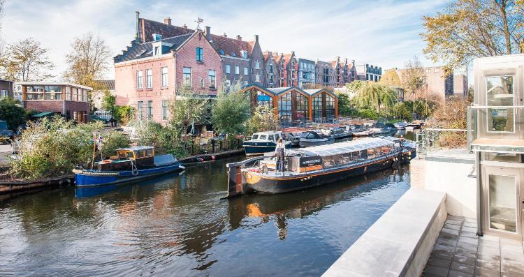 Bickersgracht 1, 1013 LE, Amsterdam, Netherlands.